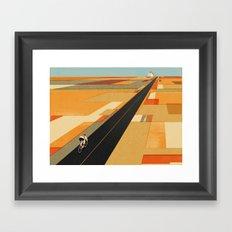 Sameness Framed Art Print