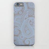 Paisley Mist iPhone 6 Slim Case