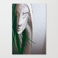 Statuesque Canvas Print