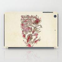 Egon Bondy's Happy Hearts Club Banned iPad Case