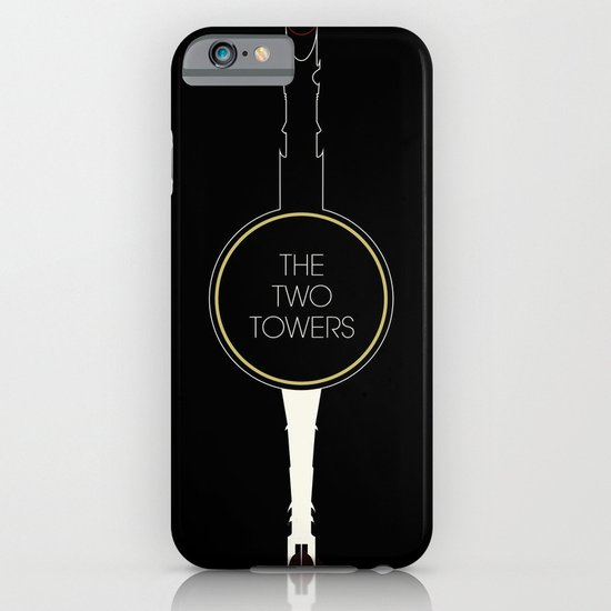 The Two Towers iPhone & iPod Case