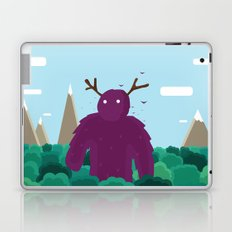 Life Swarms with Innocent Monsters Laptop & iPad Skin