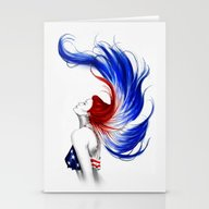 .Liberty Stationery Cards