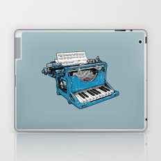 The Composition - Original Colors. Laptop & iPad Skin