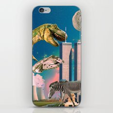 Dino Blaster iPhone & iPod Skin
