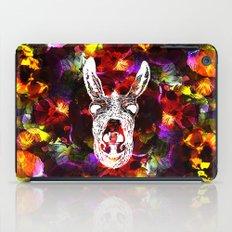 Wonky Donkey Flower  iPad Case