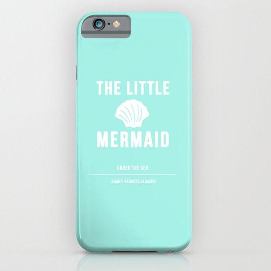 Disney Princesses: The Little Mermaid Minimalist iPhone & iPod Case