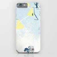 Winter Cycling iPhone 6 Slim Case