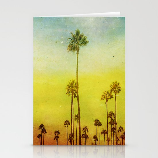 California Love Stationery Card