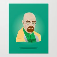 Walter H. White Canvas Print