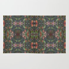 Fall Collage Rug