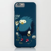 iPhone Cases featuring 1 up! by Louis Roskosch