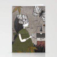 Oda (An All Hallows' Eve… Stationery Cards