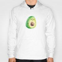 Miniature Avocado guy Hoody