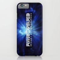 iPhone & iPod Case featuring Halucinated Design + Motion Graphics by Halucinated Design