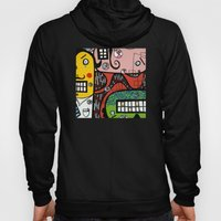 the UNCSCRUPULOUS NONSENSICAL IRREPRESSIBLY INFINITESIMAL INFESTATION of GREED Hoody