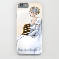 iPhone & iPod Case featuring Demande en mariage by Angy'art
