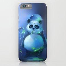 aqua panda Slim Case iPhone 6s