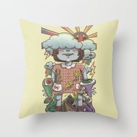ADVENTURER   Throw Pillow
