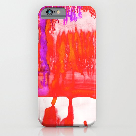 Dip Dye Tangelo iPhone & iPod Case