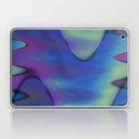 Tie Dyed Waves Laptop & iPad Skin