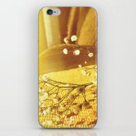 iPhone & iPod Skin featuring Energy And Flowers. by Viviana Gonzalez