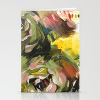 flower arrangement 6 Stationery Cards
