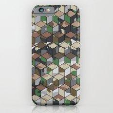 CUBOUFLAGE MULTI (SMALL) Slim Case iPhone 6s