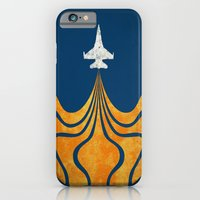 Retro Rocket iPhone 6 Slim Case
