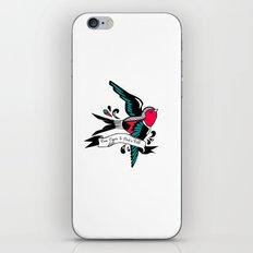 Hirondelle iPhone & iPod Skin