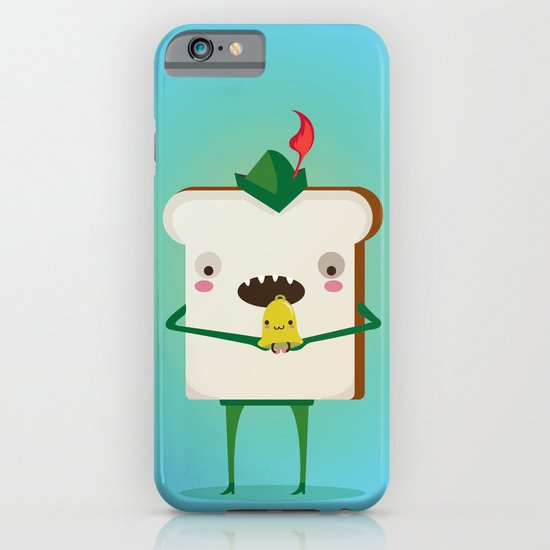 Peter pan and tinkerbell iPhone & iPod Case