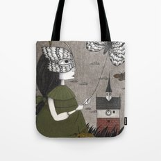 Oda (An All Hallows' Eve Tale) Tote Bag