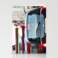 'DOUBLE DECKER' Stationery Cards