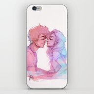 Lilac Sky iPhone & iPod Skin