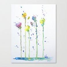my pretties 2 Canvas Print