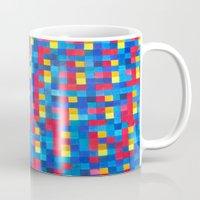 Infinite random Mug