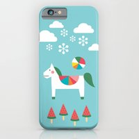 The Snowy Day iPhone 6 Slim Case