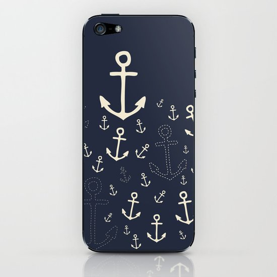 Drag Me Down iPhone & iPod Skin