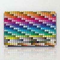 Color Chart iPad Case