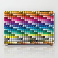 Color Chart iPad Case