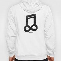 Music Forever Hoody