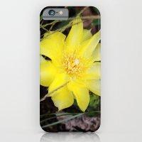 cactus flower iPhone 6 Slim Case