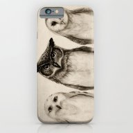 The Owl's 3 iPhone 6 Slim Case