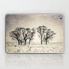 Dark Winter Days Laptop & iPad Skin