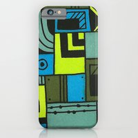 iPhone & iPod Case featuring Game On by Nick Villalva