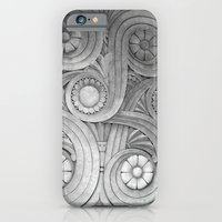 iPhone & iPod Case featuring Limestone Garden by Grace Breyley