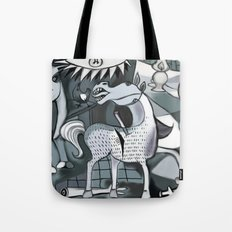 Guernica Tote Bag