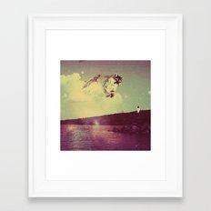 |DREAMERS| Framed Art Print