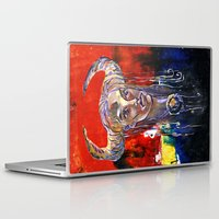 native Laptop & iPad Skins featuring NATIVE by kaiartem