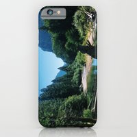 iPhone & iPod Case featuring Zumwalt Meadow Trail by GBret